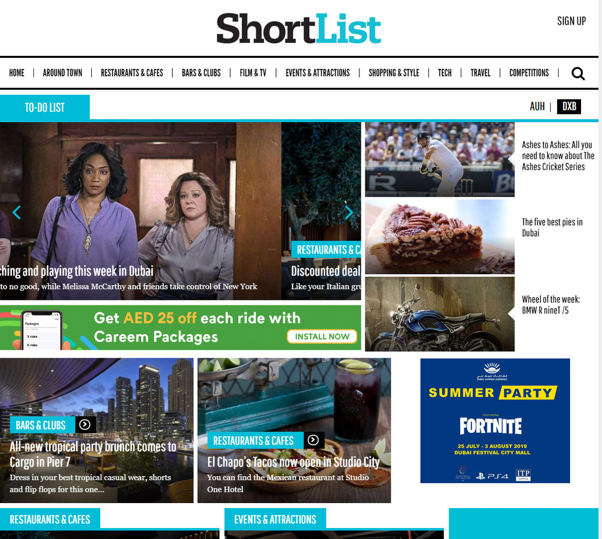 ShortListDubai launched